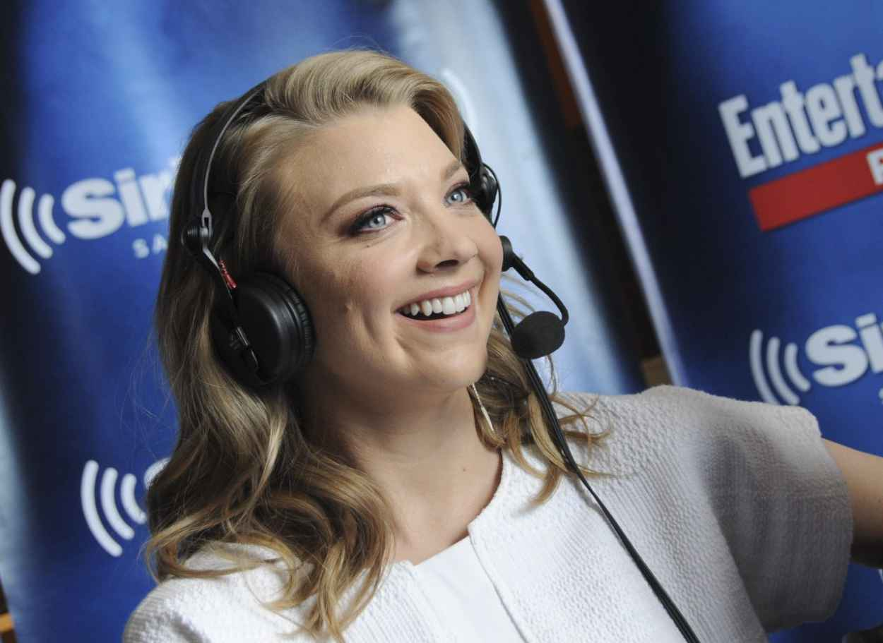 Natalie Dormer - SiriusXMs Entertainment Weekly Broadcast during Comic Con in San Diego-5