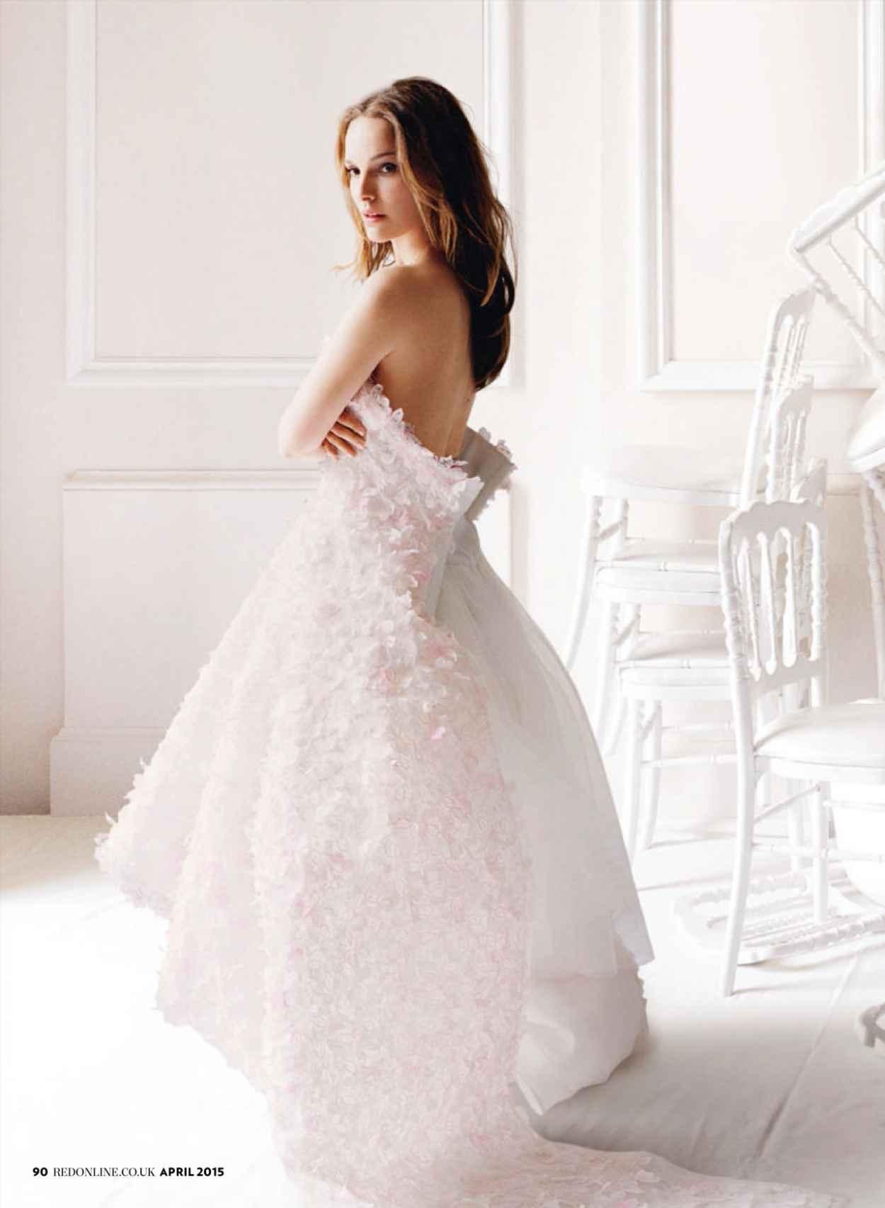 Свадебное платье натали портман
