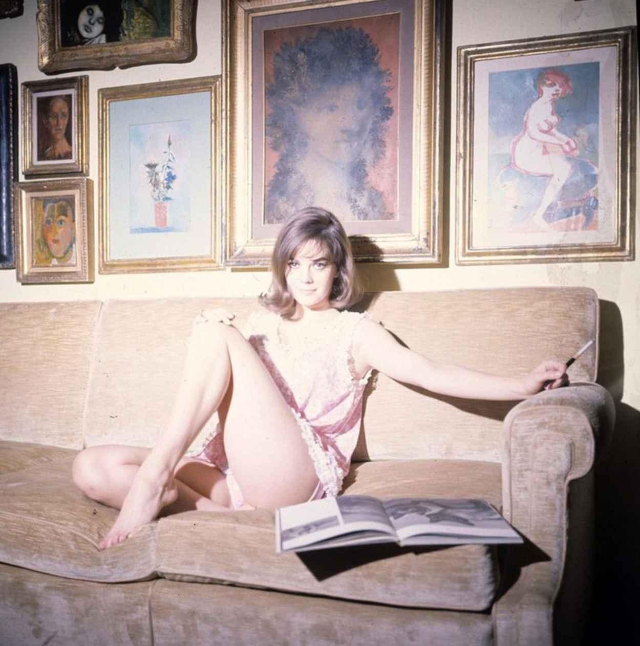 Natalie Wood Rare Shoot - 8 High Quality Photos-5