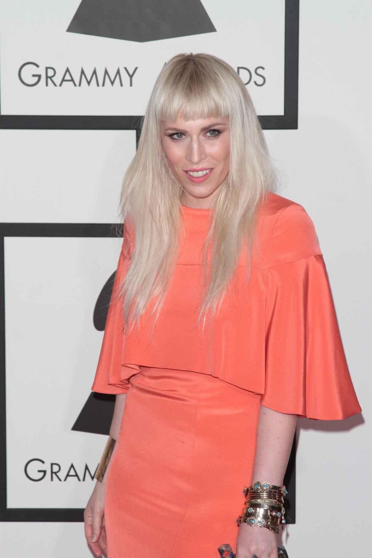 Natasha Bedingfield - 2015 Grammy Awards Red Carpet-1