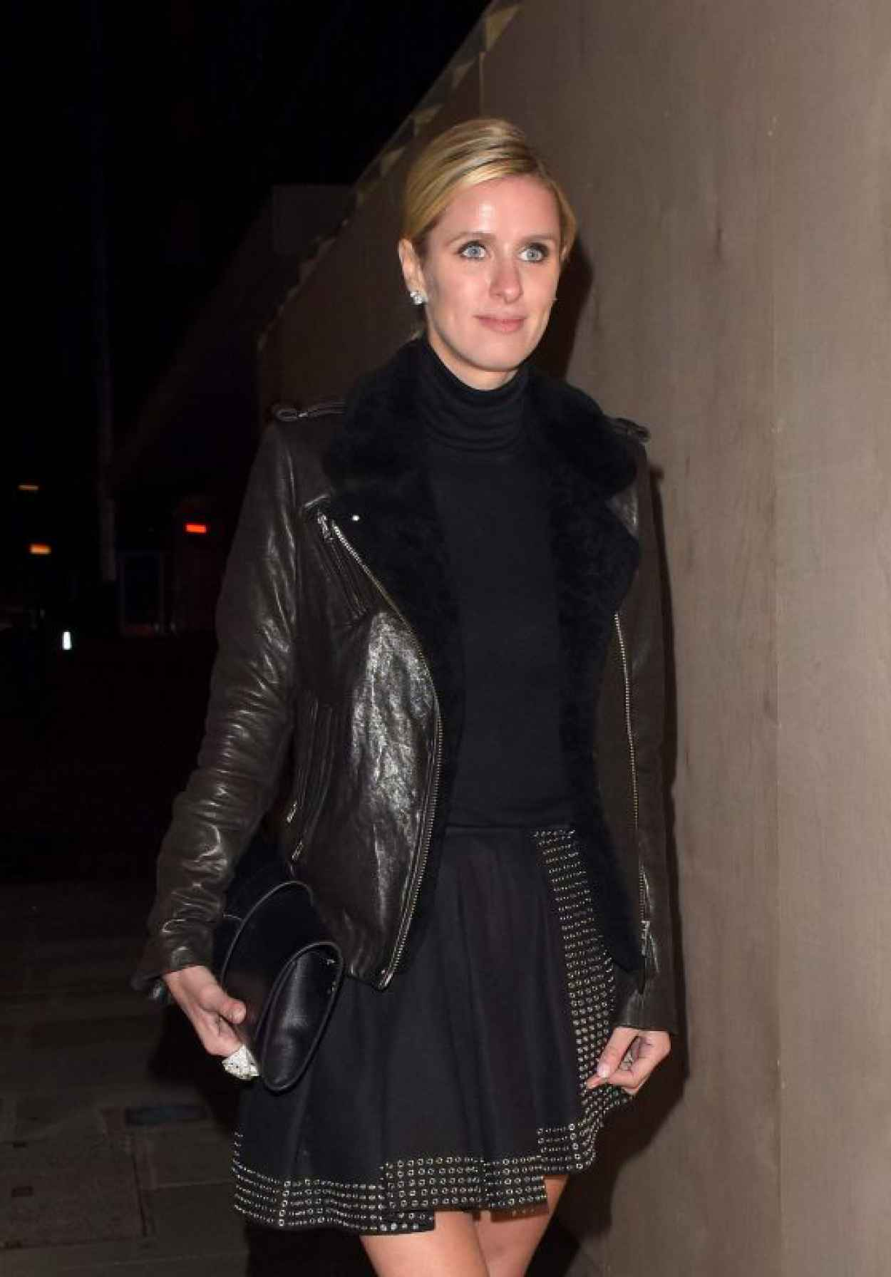 Nicky Hilton at the Chiltern Firehouse in London - Harpers Bazaar Party, October 2015-1