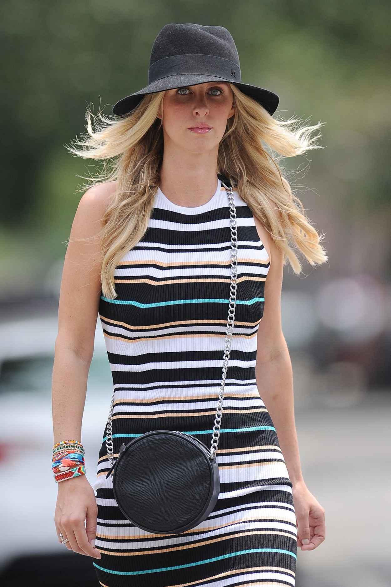 Nicky Hilton Casual Style - Noho, NY, June 2015-2