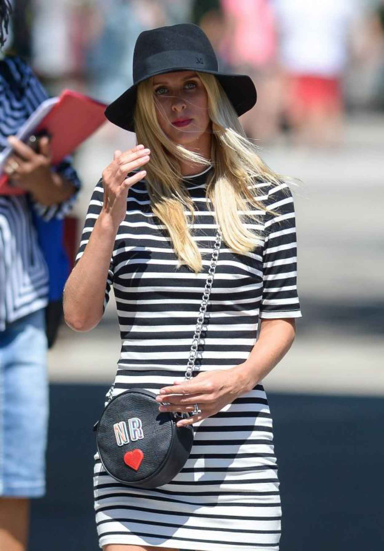 Nicky Hilton In Downtown Manhattan, August 2015-1