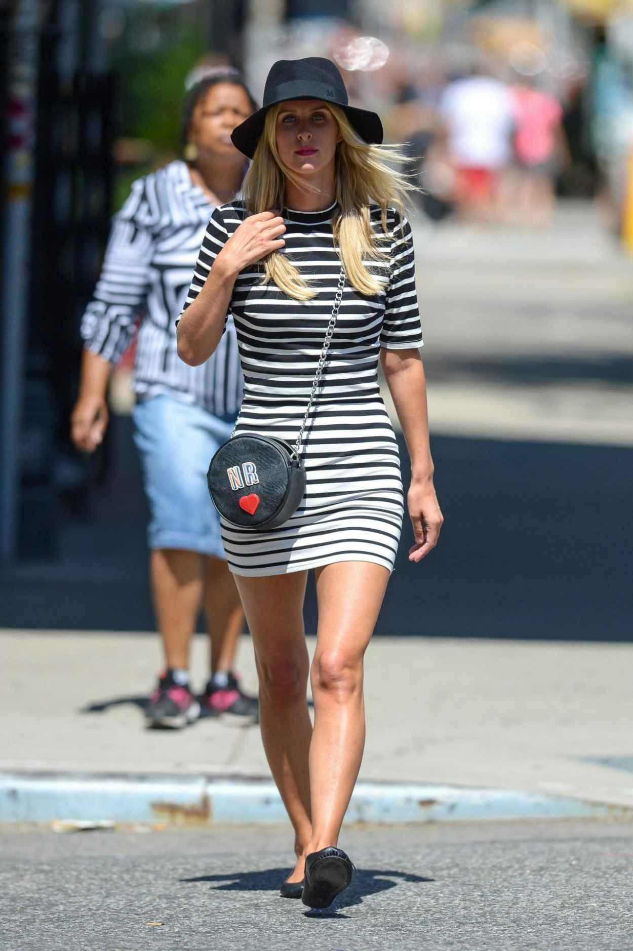 Nicky Hilton In Downtown Manhattan, August 2015-3