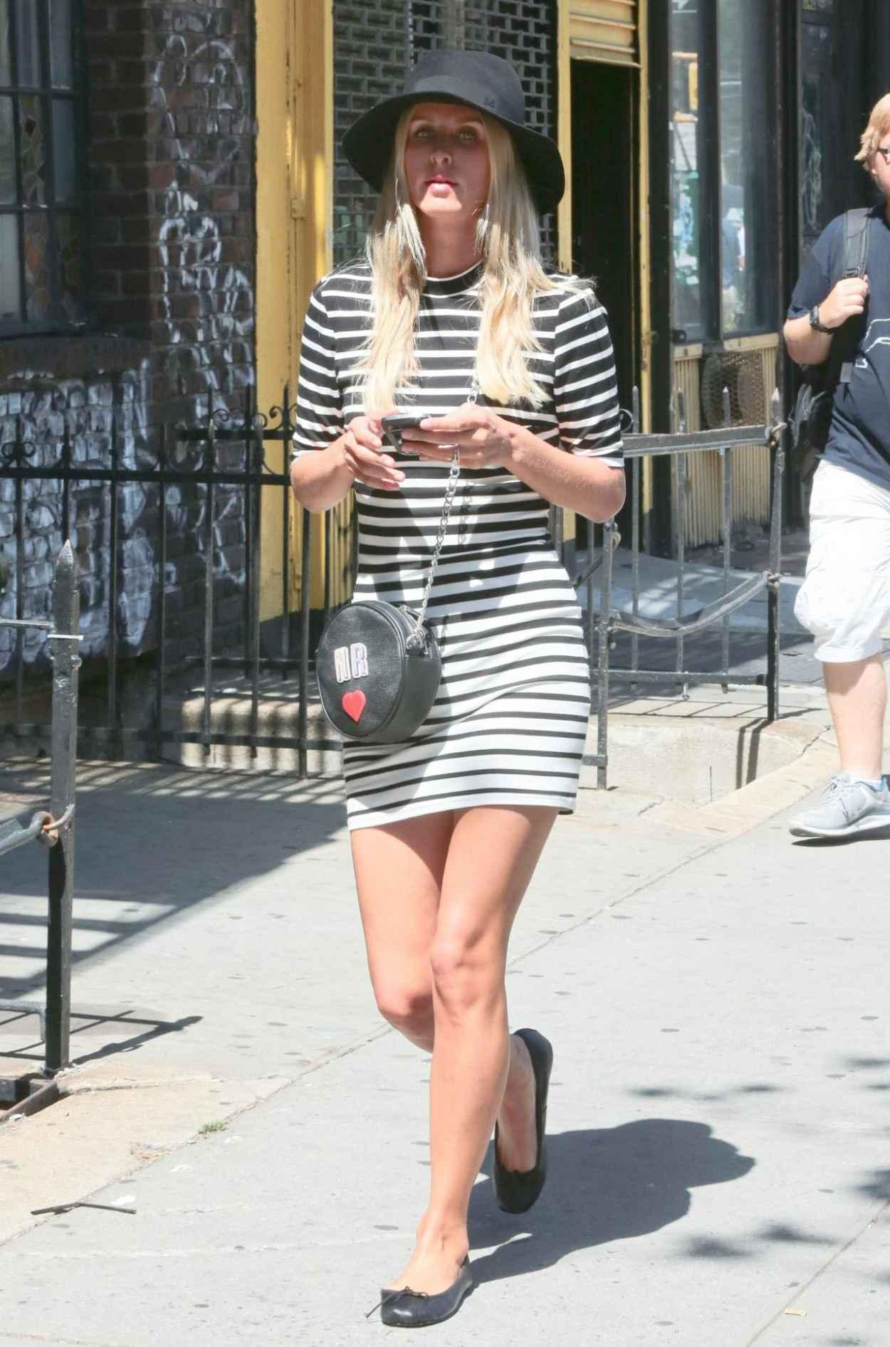 Nicky Hilton In Downtown Manhattan, August 2015-5