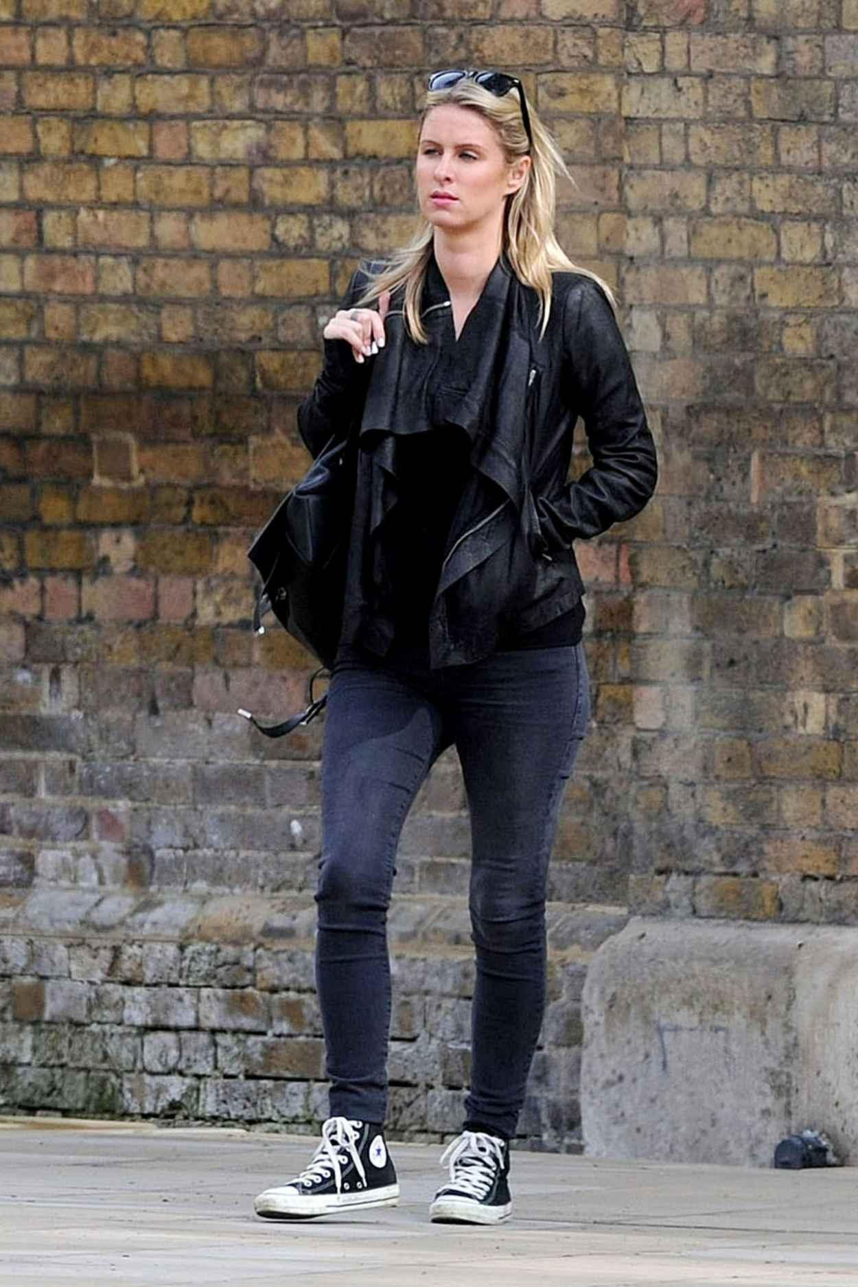 Nicky Hilton in London - April 2015-1