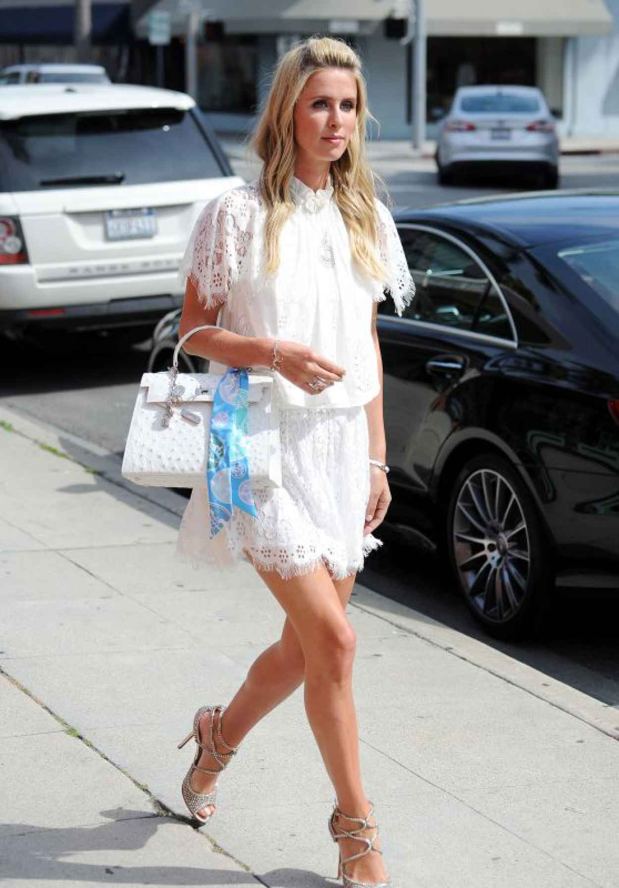 Nicky Hilton - Out in New York City, May 2015-1