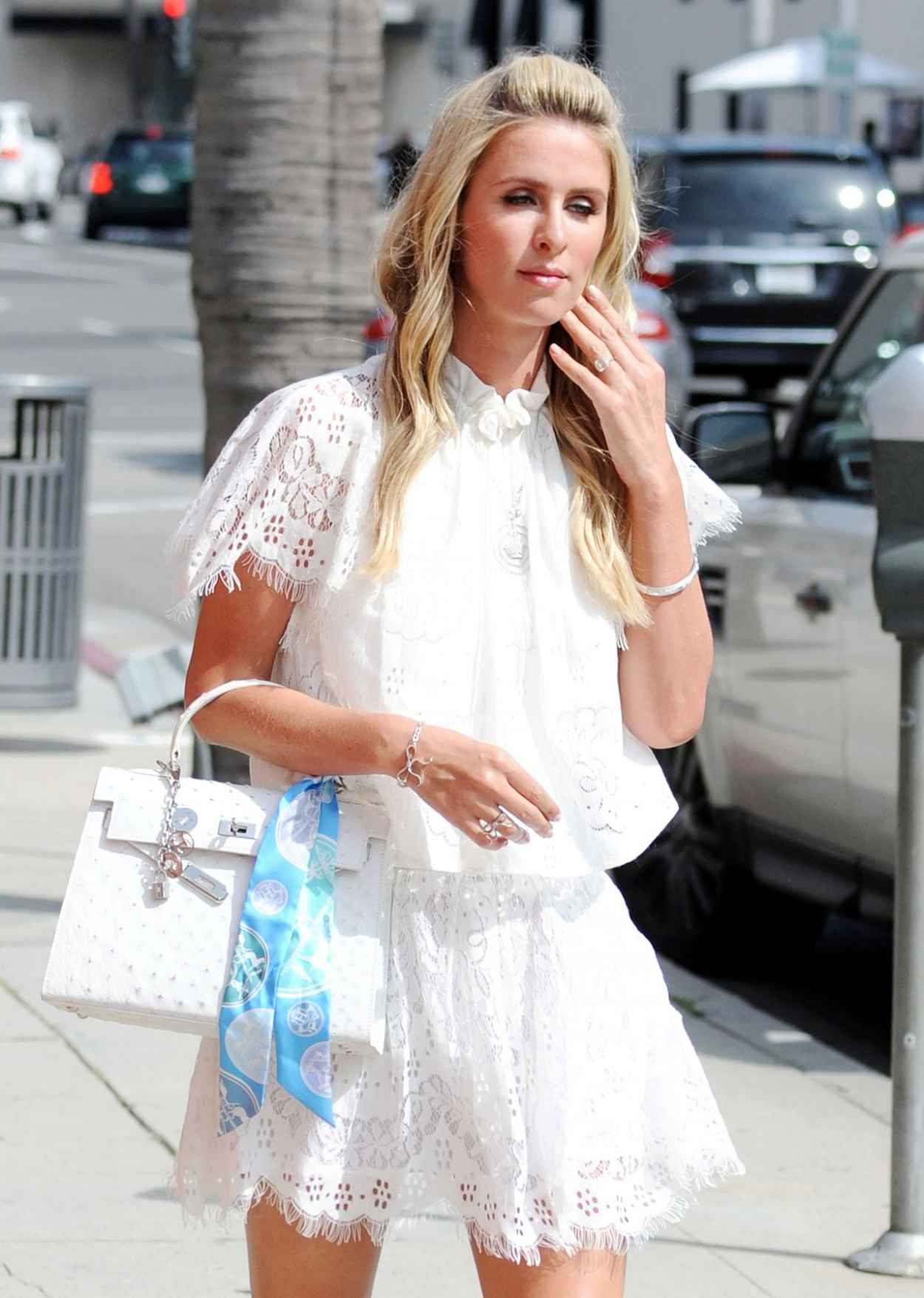 Nicky Hilton - Out in New York City, May 2015-2