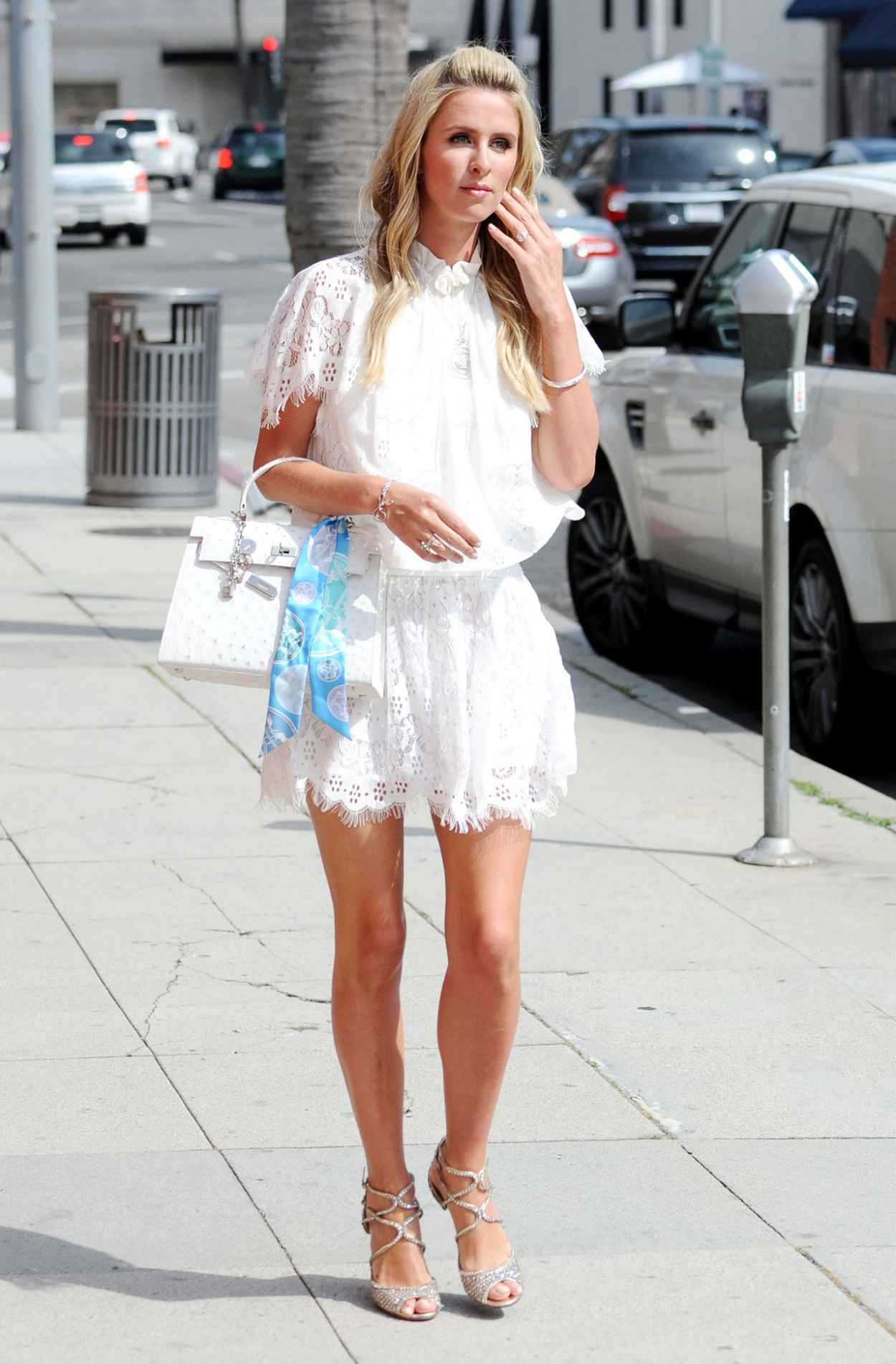 Nicky Hilton - Out in New York City, May 2015-3