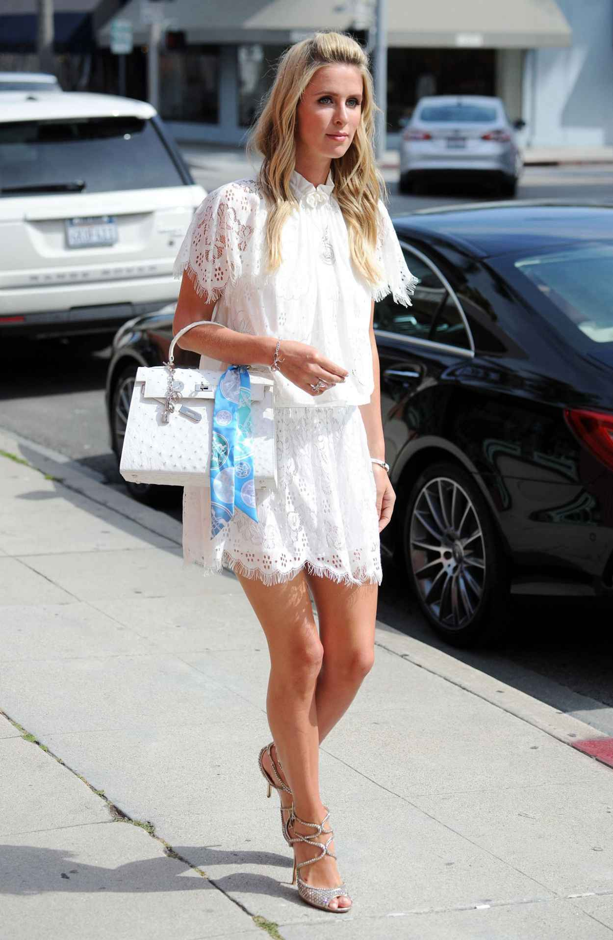 Nicky Hilton - Out in New York City, May 2015-5