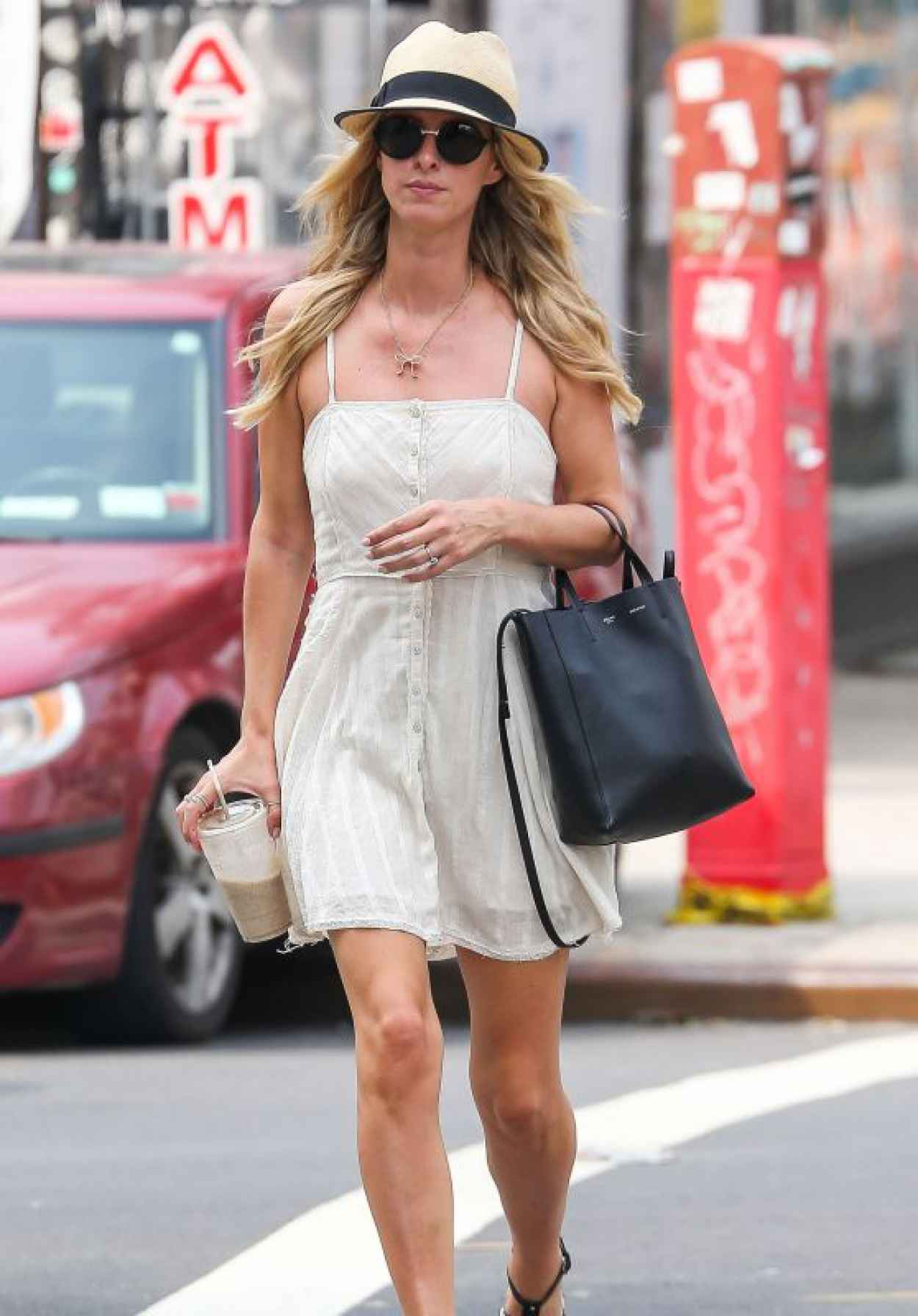 Nicky Hilton - Out Shopping in New York City, June 2015-1