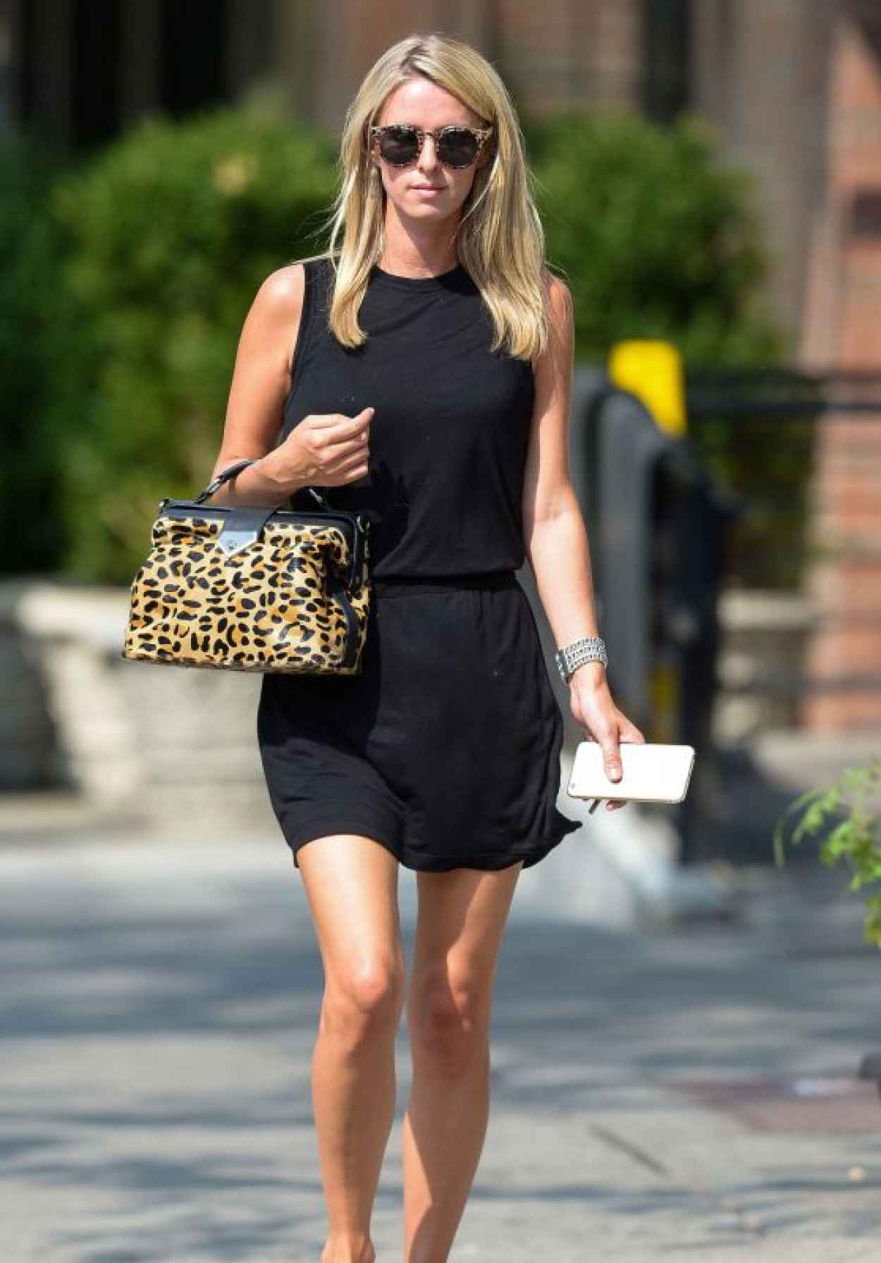 Nicky Hilton Style - Out in NYC, August 2015-1