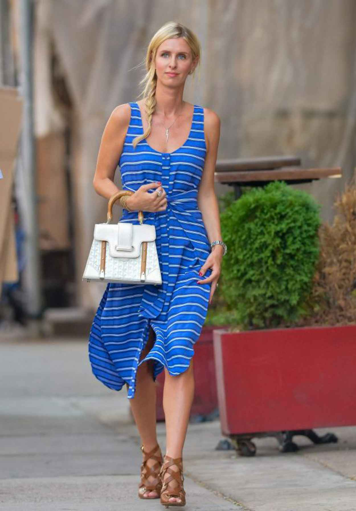 Nicky Hilton Summer Style - Out in New York City - July 2015-1