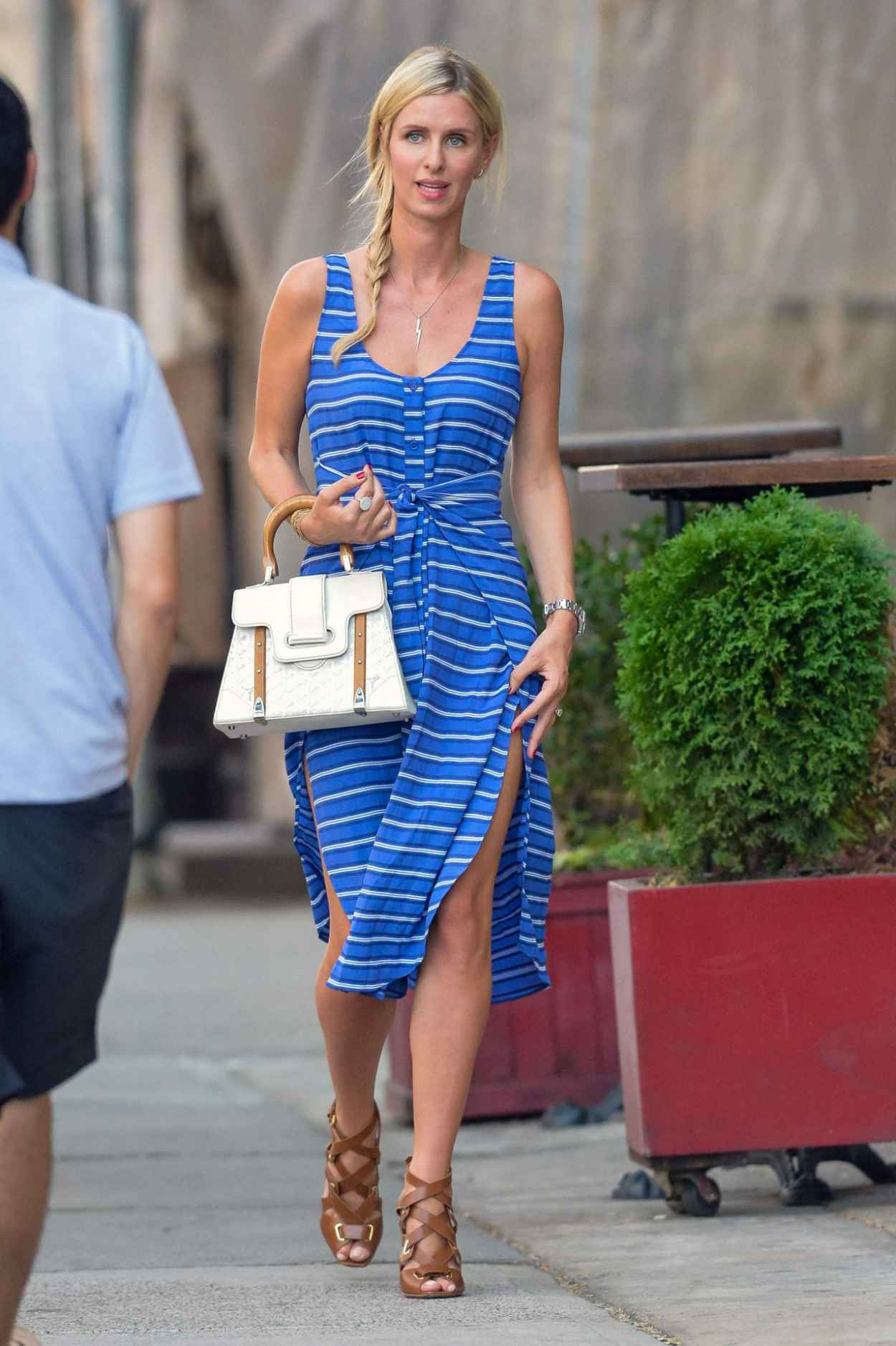 Nicky Hilton Summer Style - Out in New York City - July 2015-3