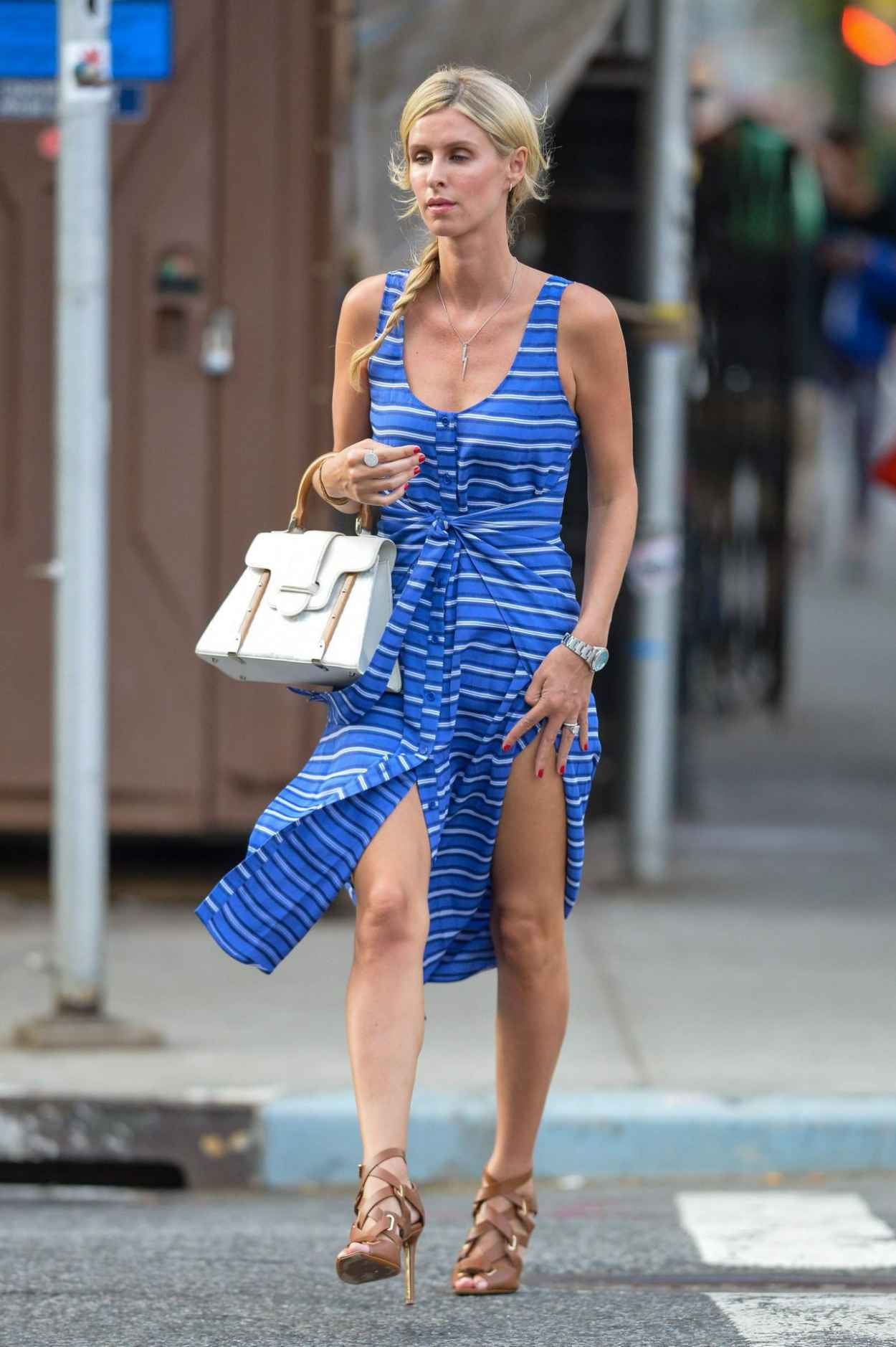 Nicky Hilton Summer Style - Out in New York City - July 2015-4