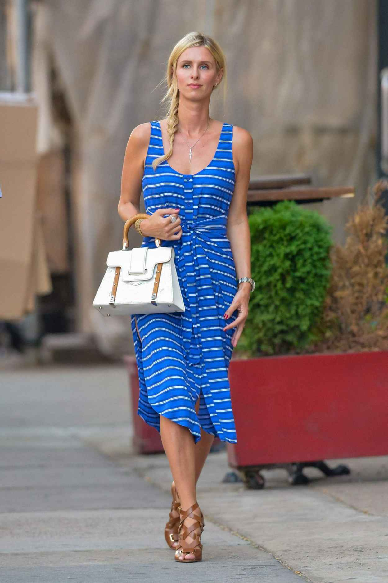 Nicky Hilton Summer Style - Out in New York City - July 2015-5