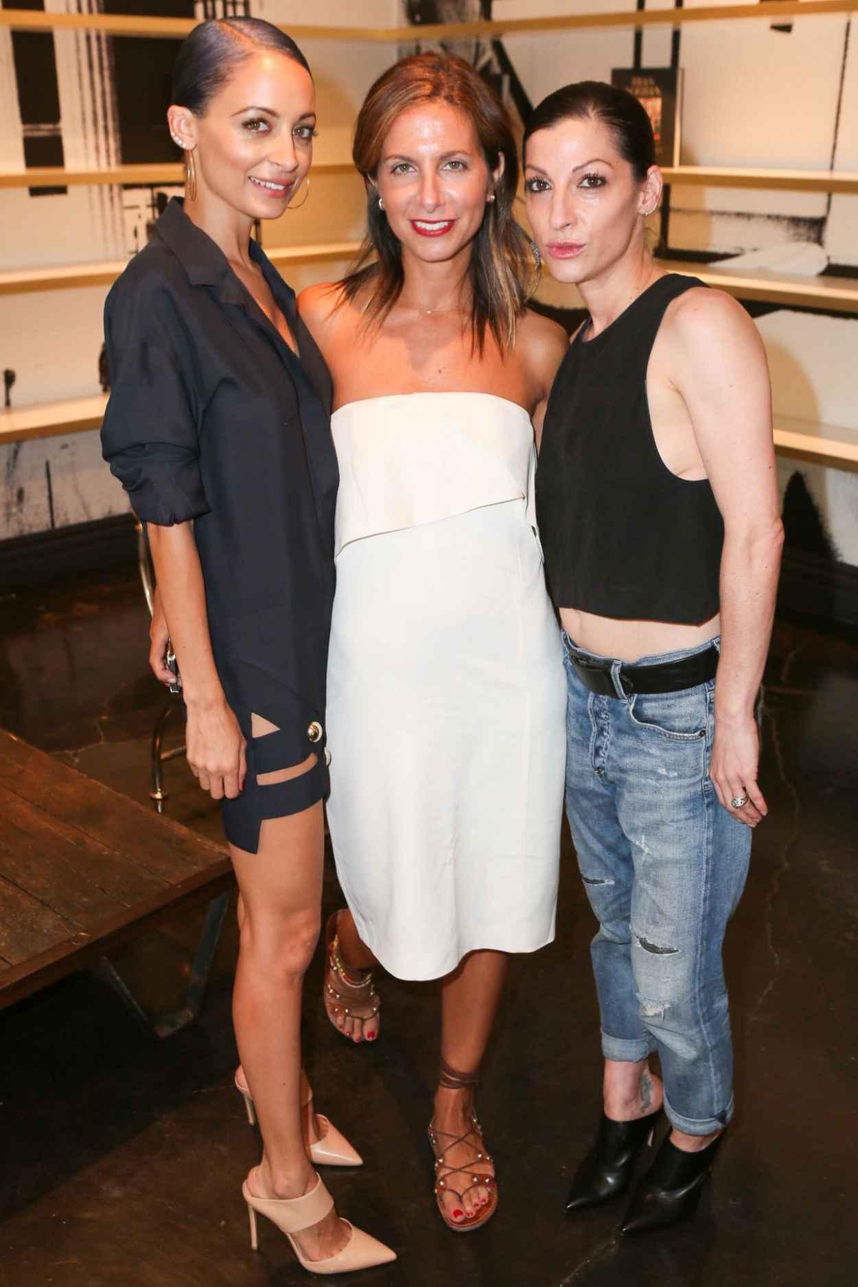 Nicole Richie at Ryan Korbans Luxury Redefined - August 2015-1