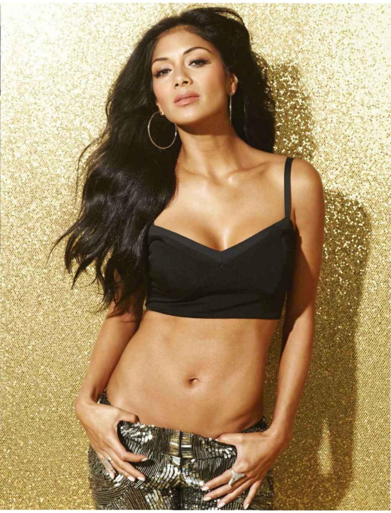 Nicole Scherzinger - FHM Magazine (India) - November 2015 Issue-1