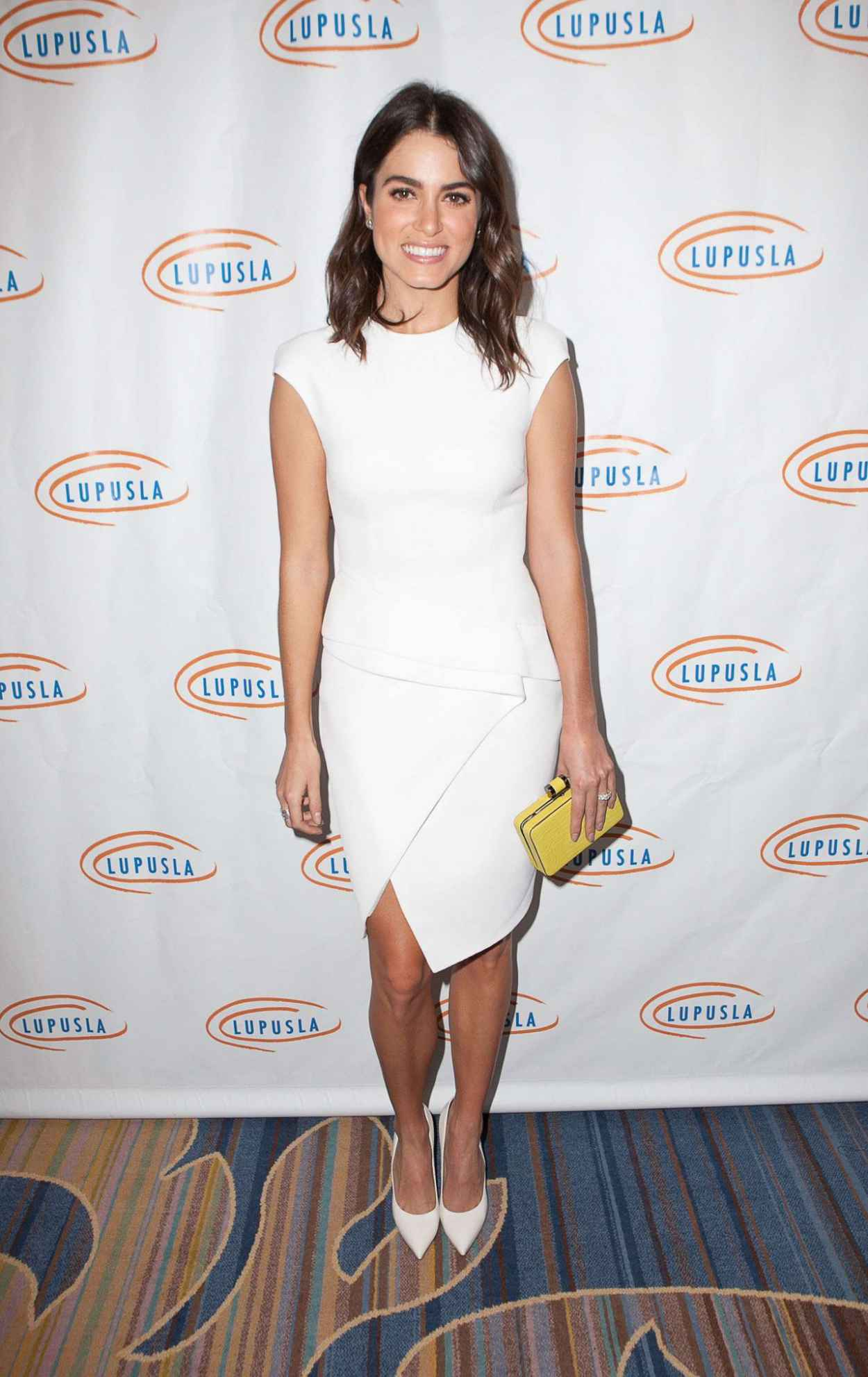 Nikki Reed at Lupus LA Hollywood Bag Ladies Luncheon Beverly Hills-3