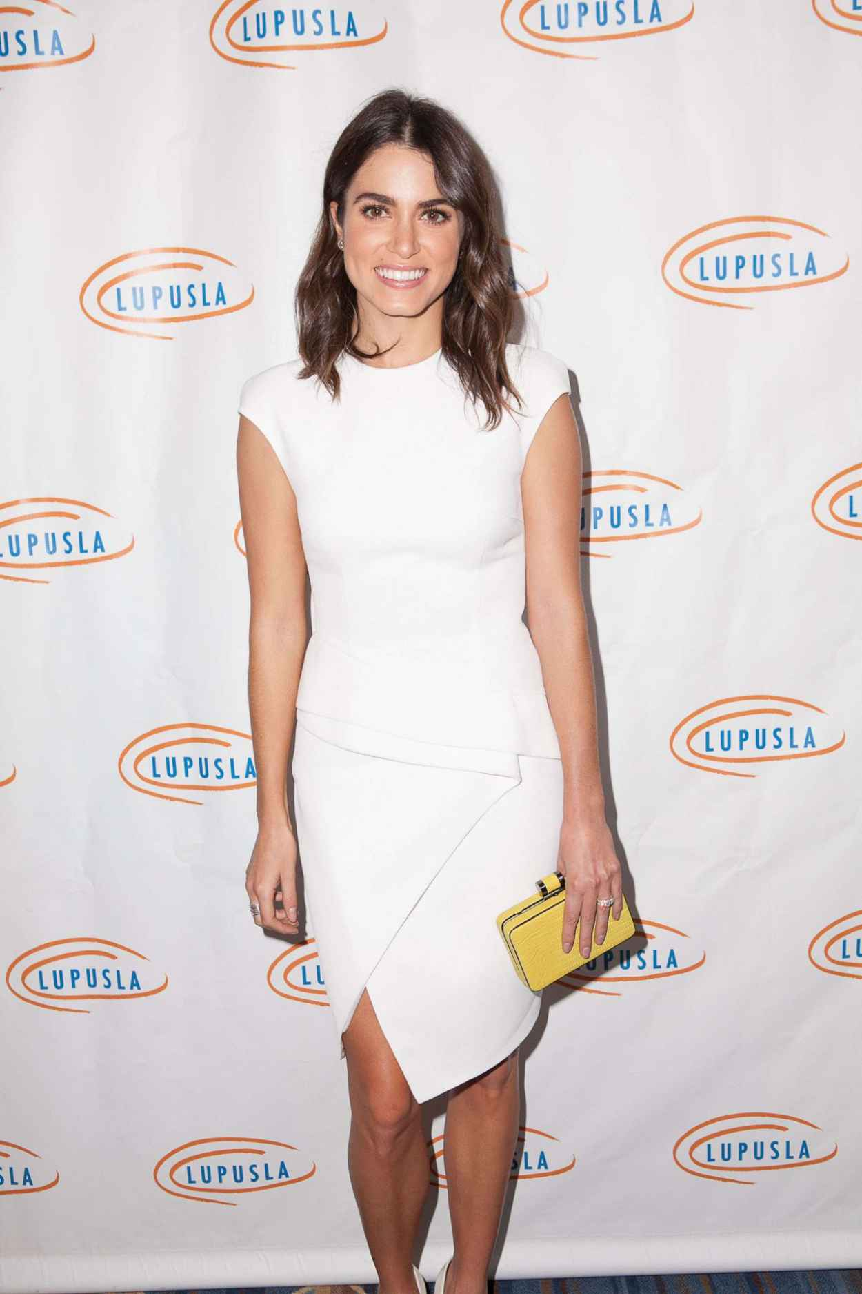 Nikki Reed at Lupus LA Hollywood Bag Ladies Luncheon Beverly Hills-5
