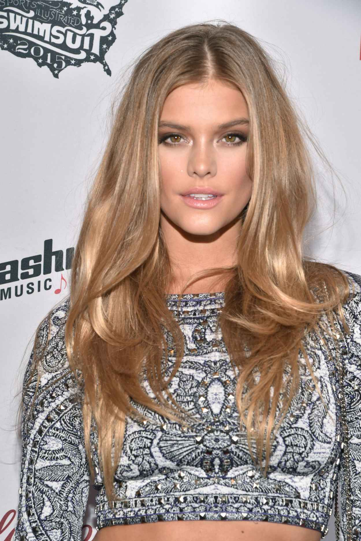 Nina Agdal - 2015 Sports Illustrated Swimsuit Issue Celebration in New York City-1