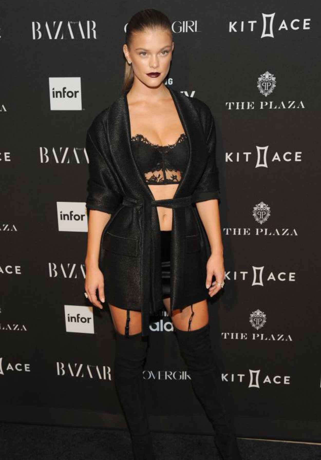 convention nyc september 2015 agdal harpers bazaar icons event in new york city september 2015 celebsla