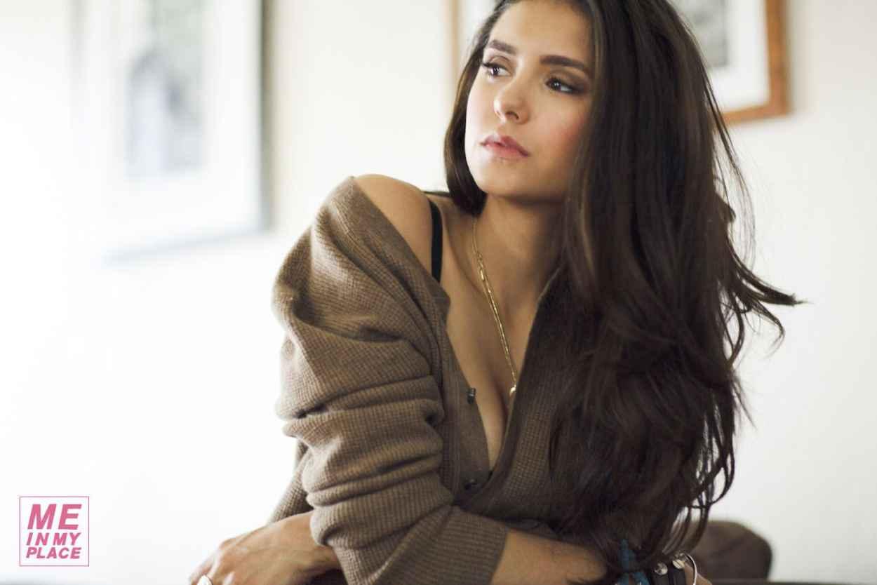 Nina Dobrev - ESQUIRE - Me in my place-1