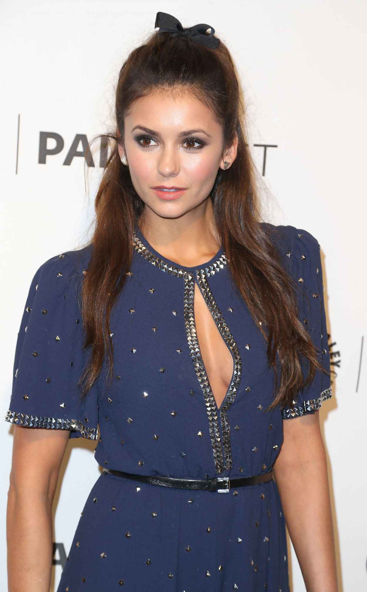 Nina Dobrev - PaleyFest An Evening With The Vampire Diaries - March 2015-1