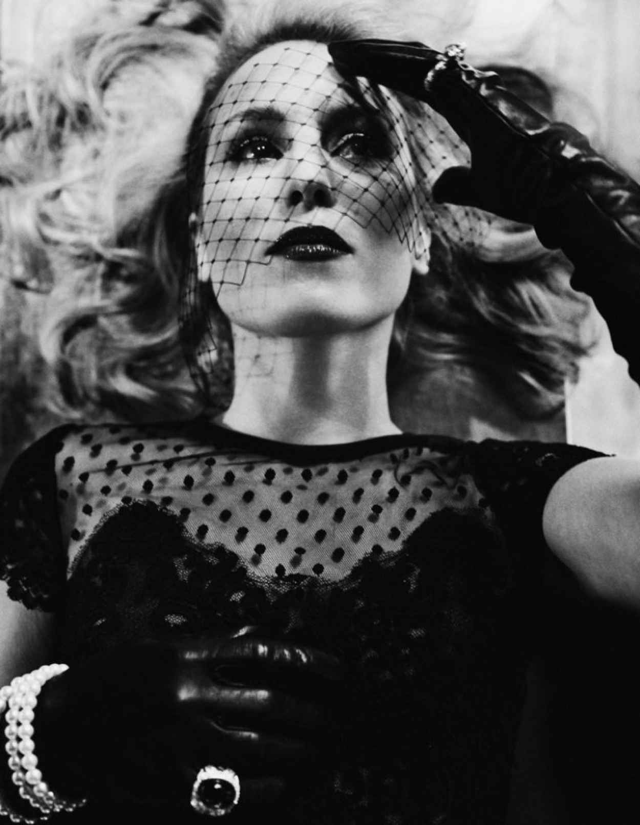 Noomi Rapace Photoshoot by Viktor Flume - Year 2015-1