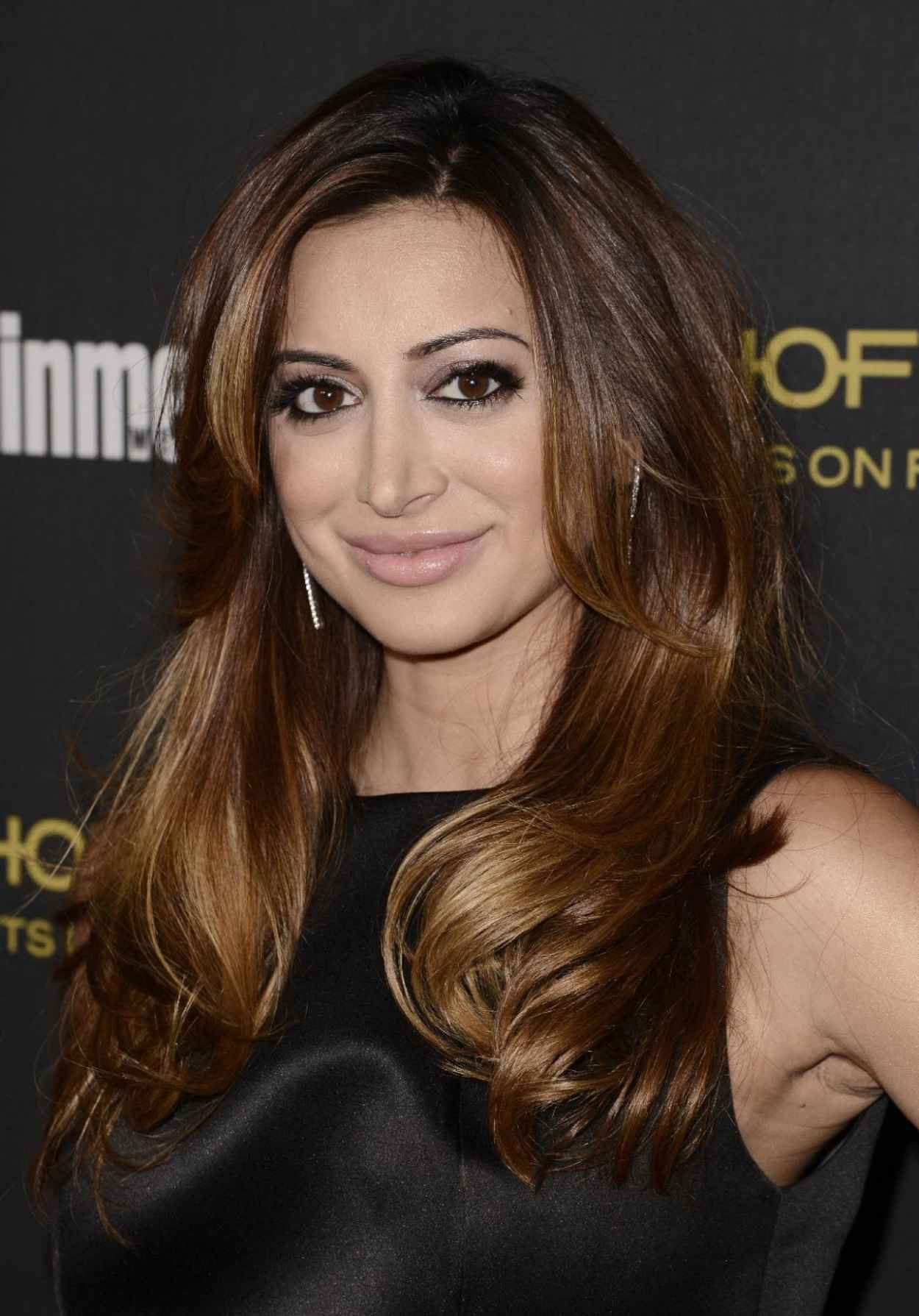 Noureen DeWulf - Entertainment Weekly-s Pre-Emmy 2015 Party in West Hollywood-1