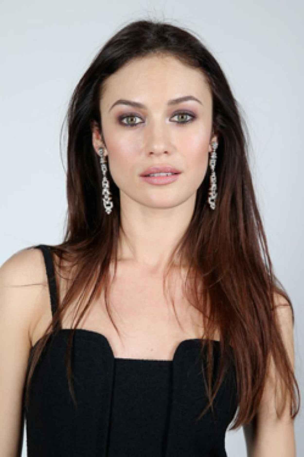Olga Kurylenko - Portraits at the Charles Finch & Chanel Pre-BAFTA Party - February 2015-1