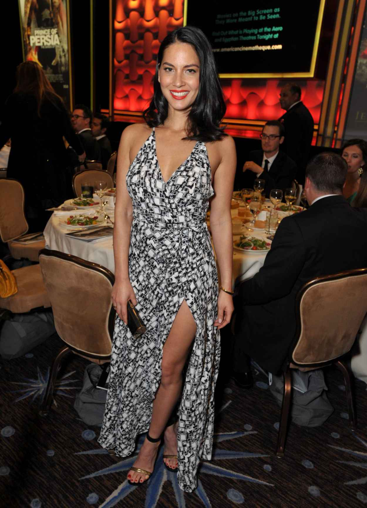 Olivia Munn - 27th American Cinematheque Awards in Beverly Hills - December 2015-1
