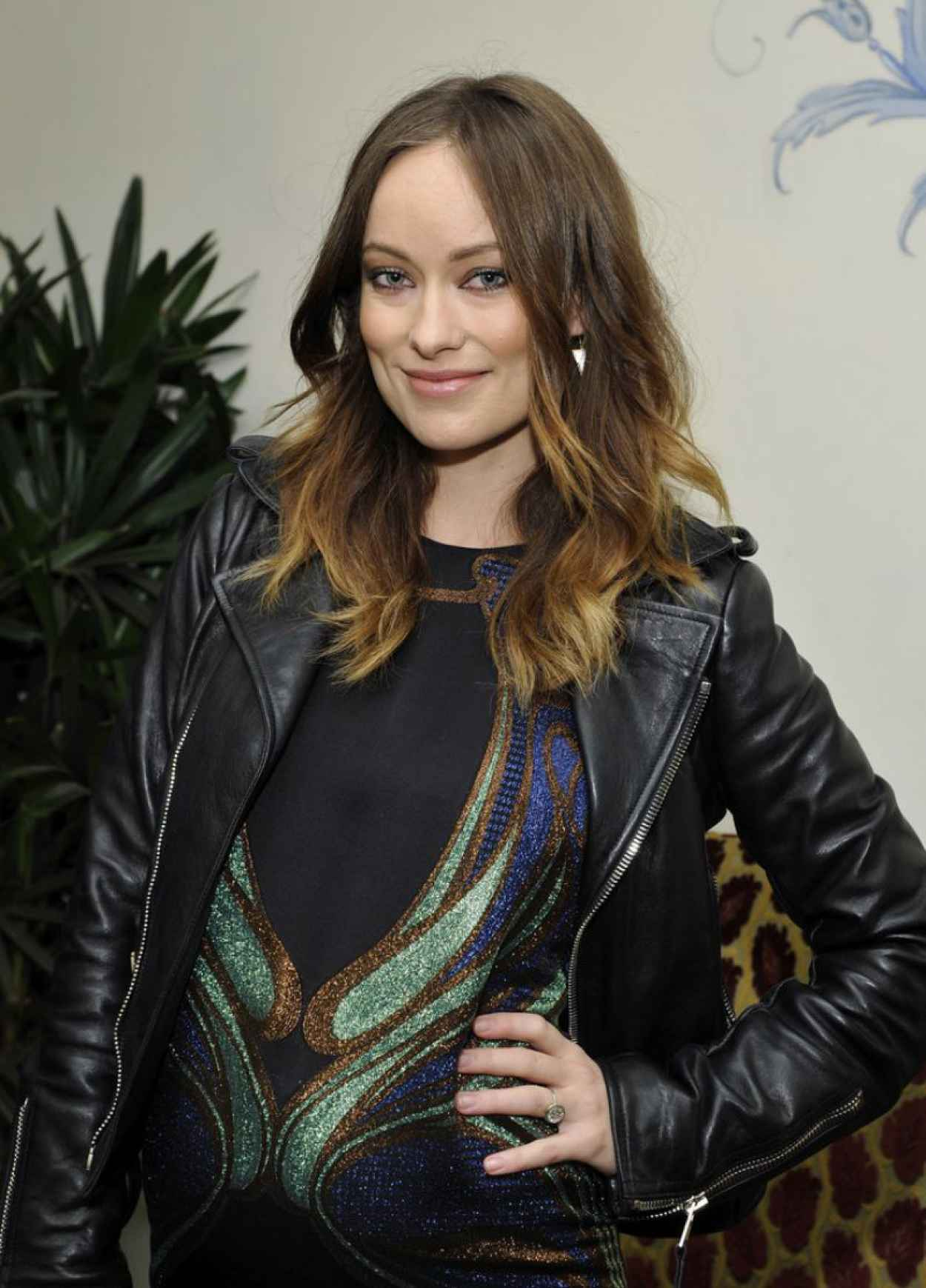 Olivia Wilde - W Magazine Celebrates The Golden Globes in Los Angeles - 2015-1