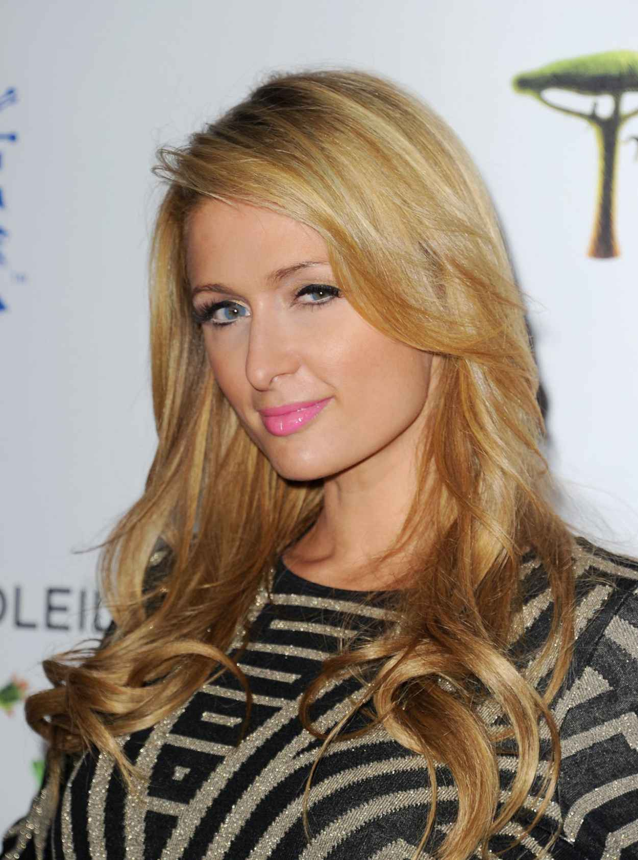 Paris Hilton at Cirque du Soleils Totem Opening in Los Angeles - January 2015-1