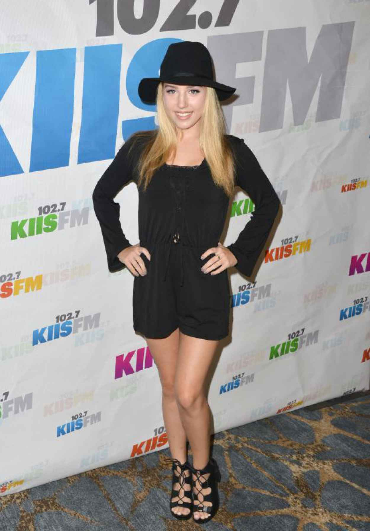 Paris Smith - 102.7 KIIS FM-s 2015 Teen Choice Pre-Party in Los Angeles-1