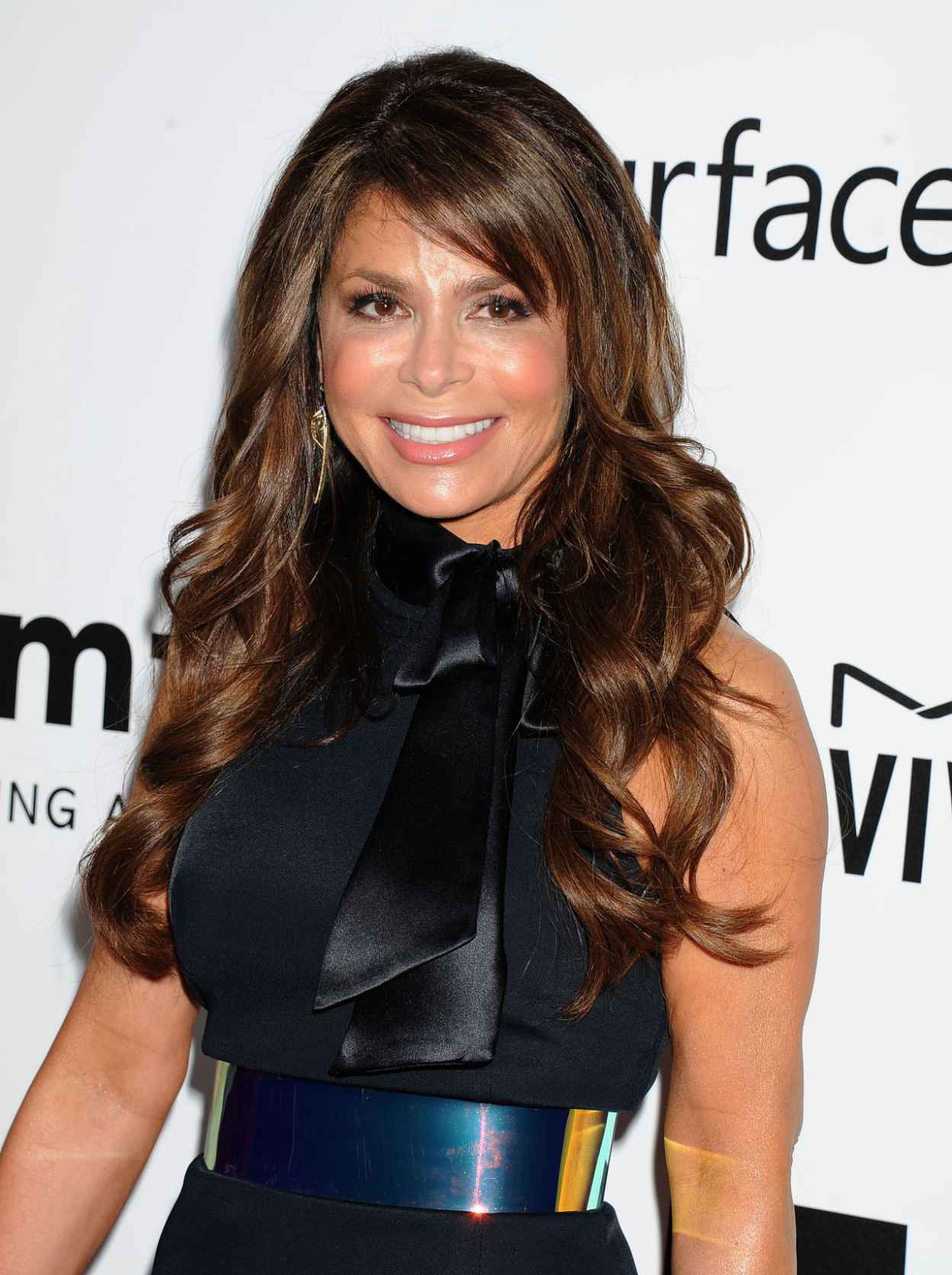 Paula Abdul Attends amfAR Inspiration Gala Los Angeles 2015-1