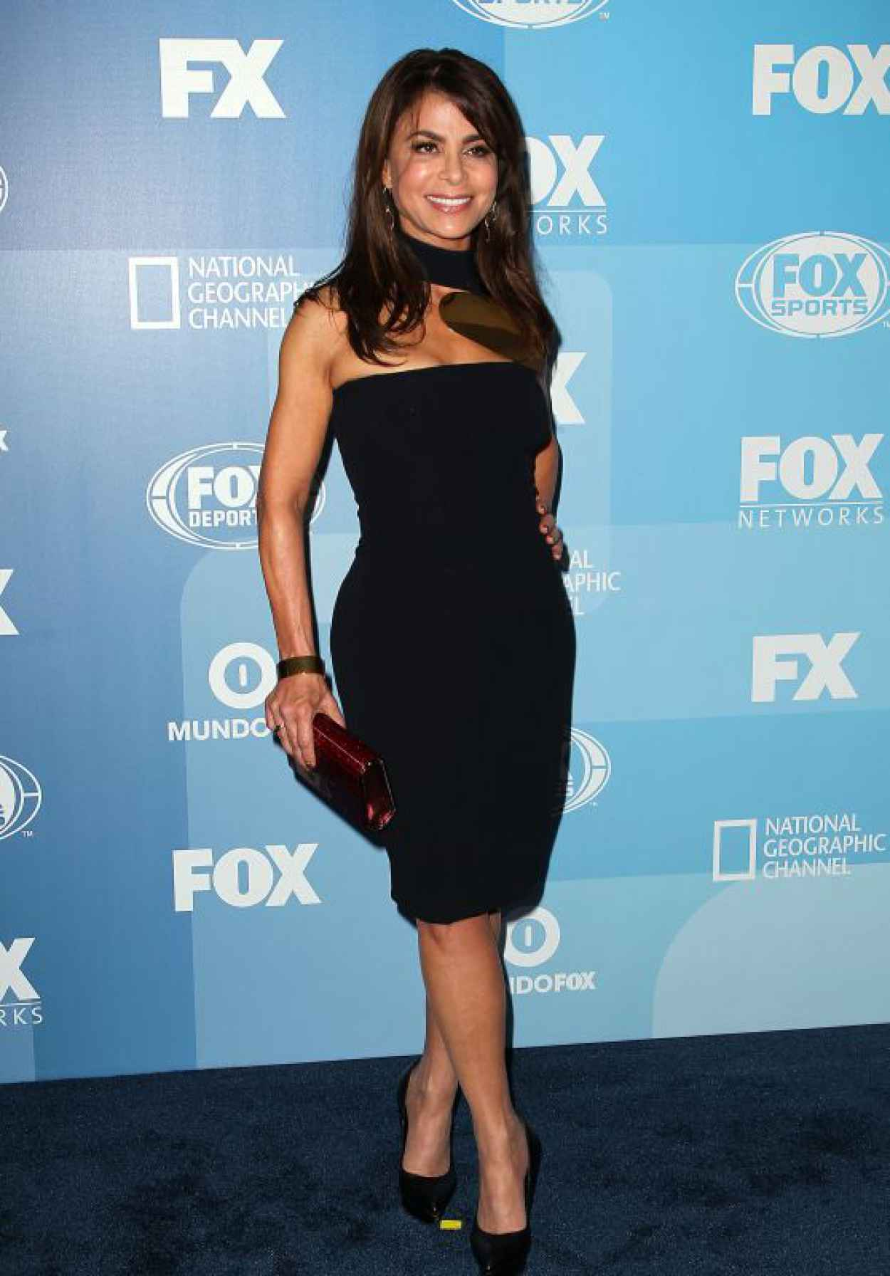 Paula Abdul - Fox Network 2015 Programming Upfront in New York City-1