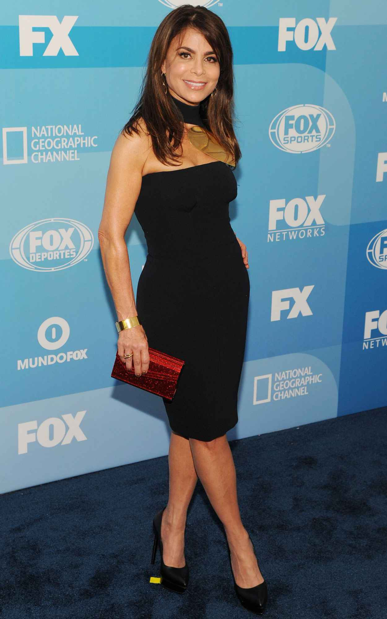 Paula Abdul - Fox Network 2015 Programming Upfront in New York City-2