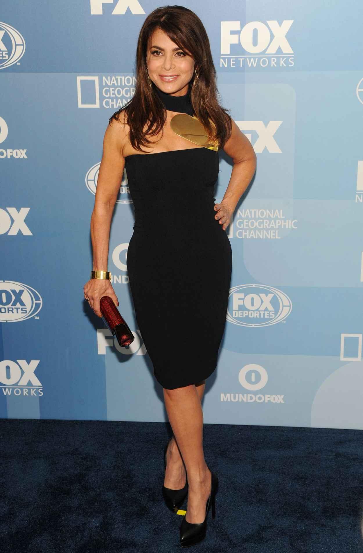Paula Abdul - Fox Network 2015 Programming Upfront in New York City-3
