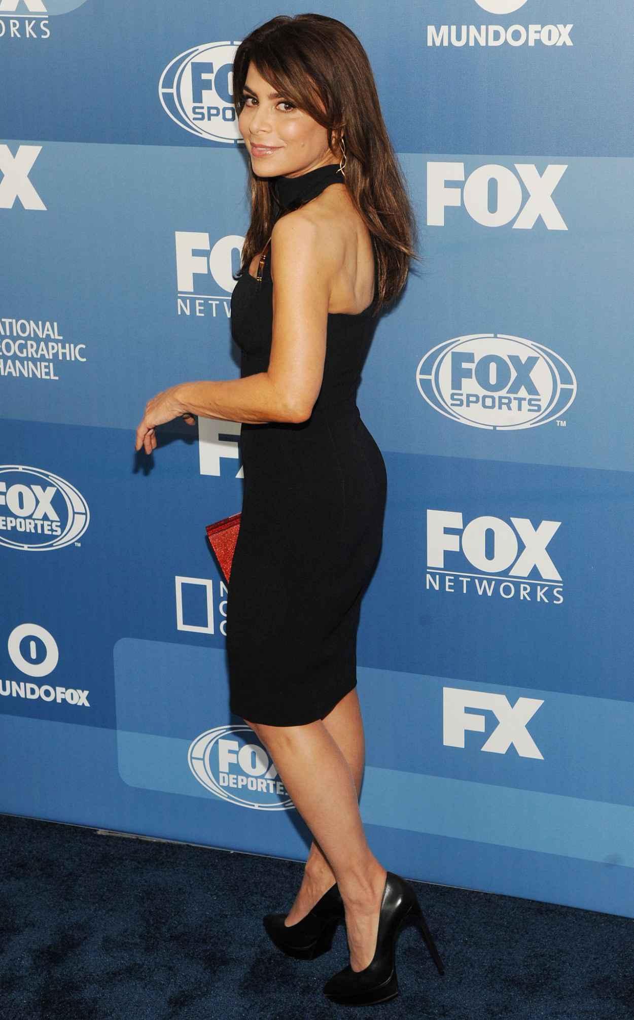 Paula Abdul - Fox Network 2015 Programming Upfront in New York City-4