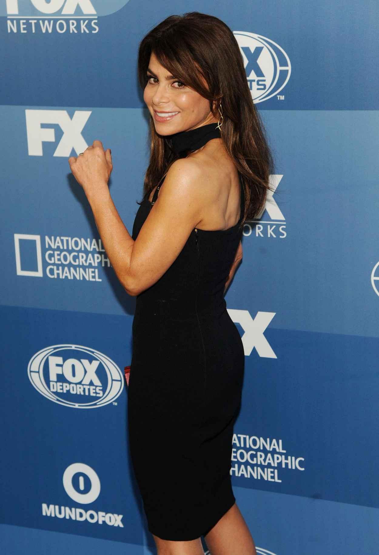 Paula Abdul - Fox Network 2015 Programming Upfront in New York City-5