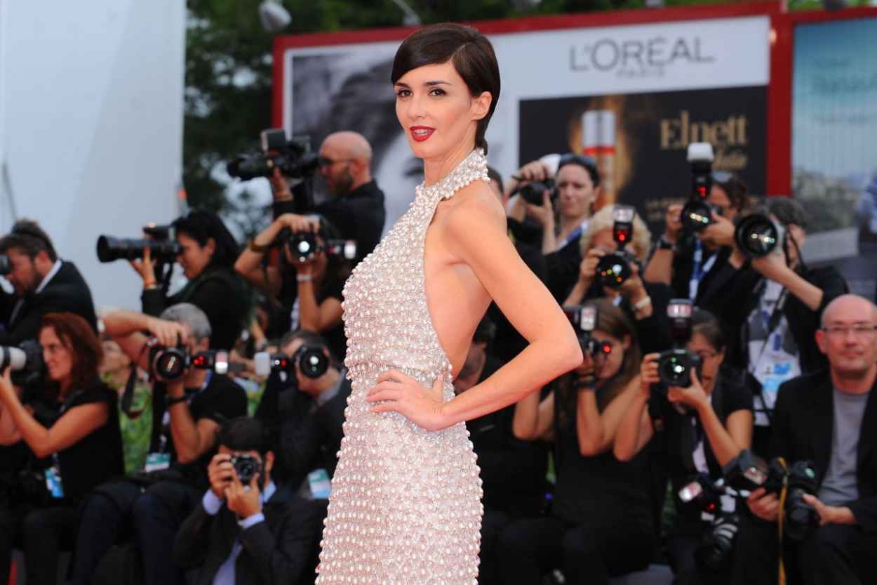 Paz Vega Opening Ceremony and Premiere of Everest 2015 ...