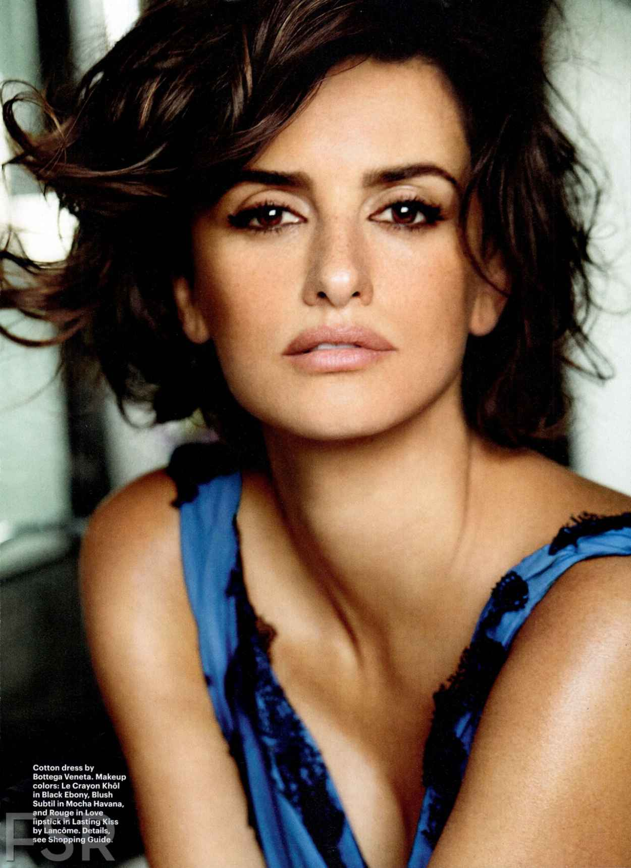 Penelope Cruz - ALLURE Magazine - January 2015 Issue-1