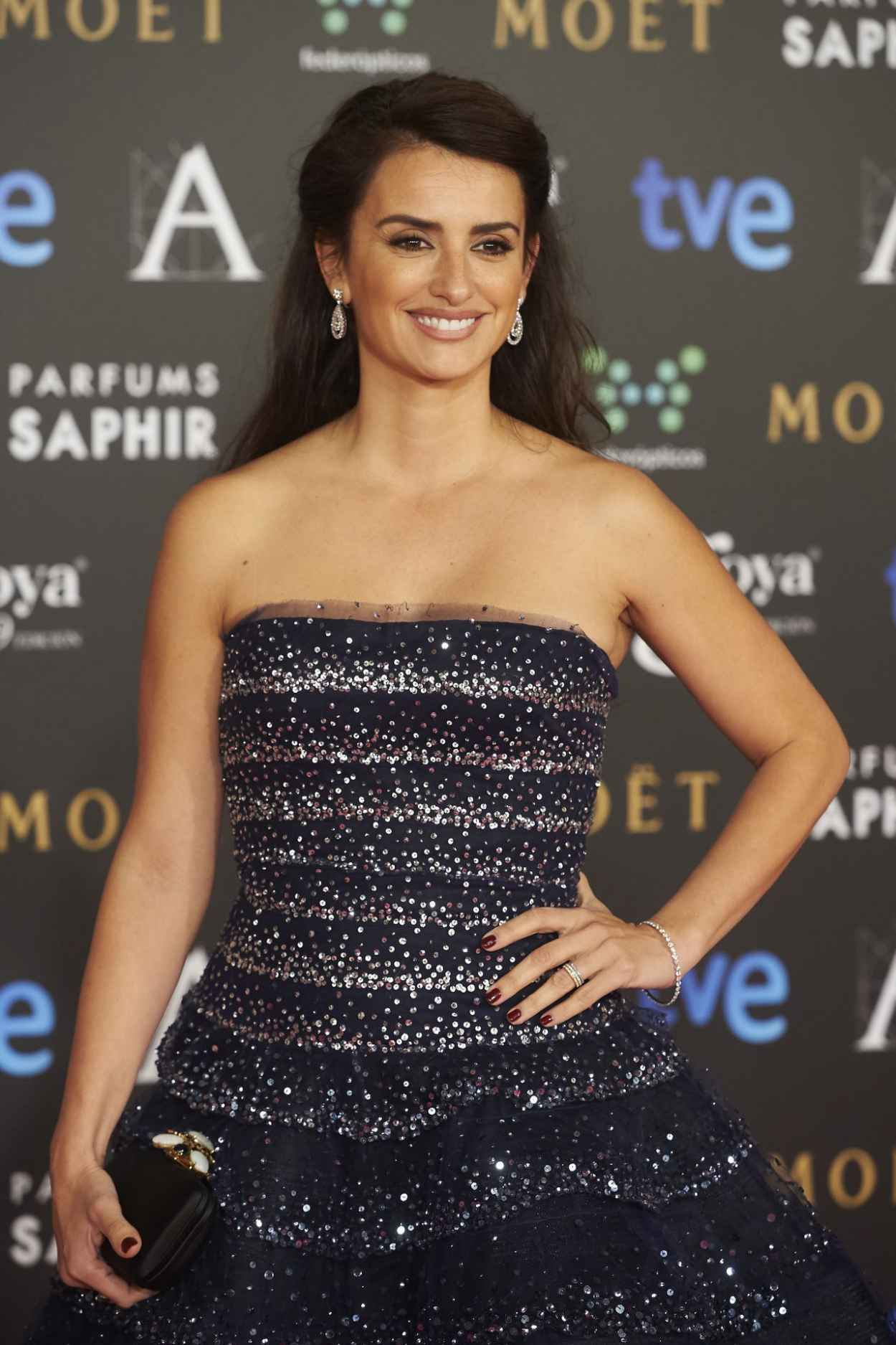 Penelope Cruz - Goya Cinema Awards 2015 in Madrid-1