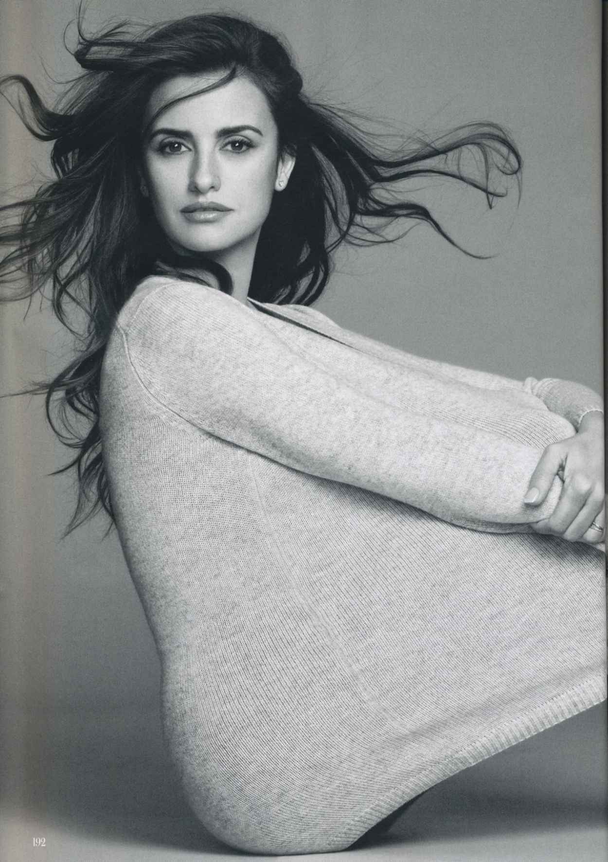 Penelope Cruz - Instyle Magazine (UK) October 2015 Issue-1