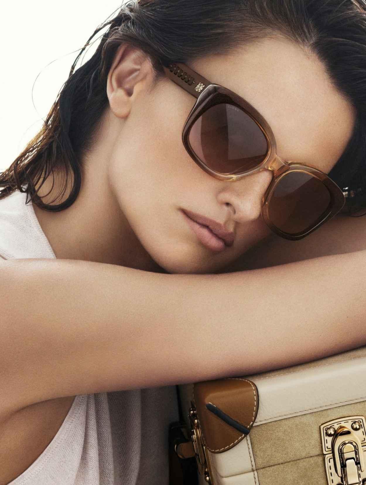 Penelope Cruz - Loewe Spring/Summer 2015 Photoshoot by Mert Alas & Marcus Piggott-1