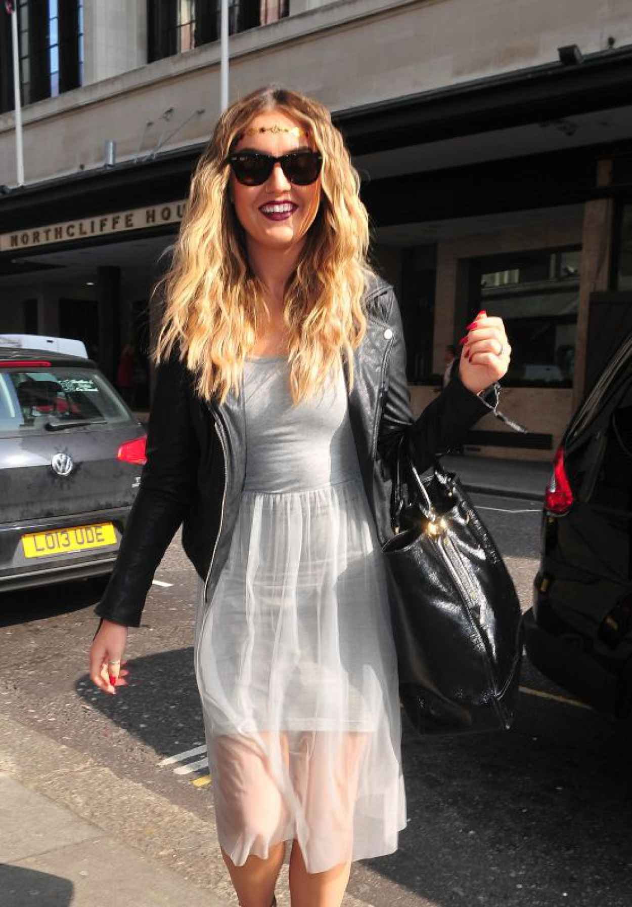 Perrie Edwards - Out in London, April 2015-1