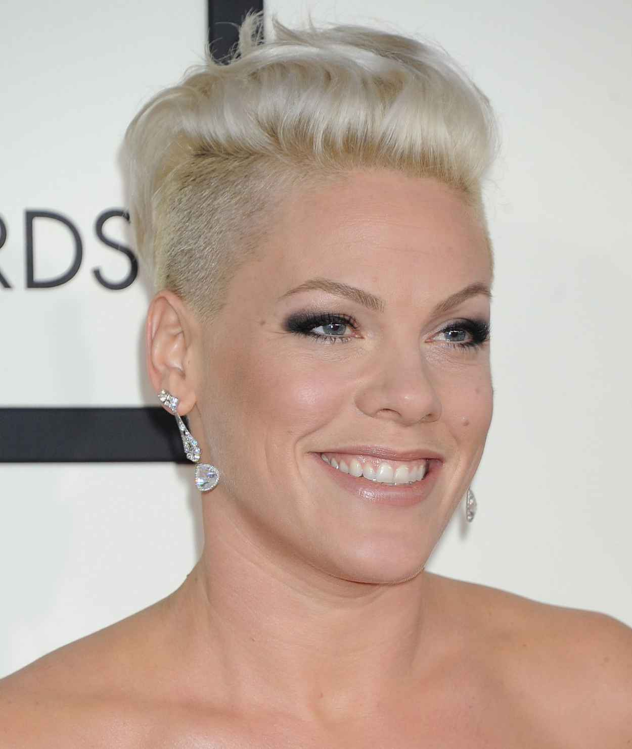 Pink (Alecia Moore) - 56th Annual Grammy Awards - January 2015-1