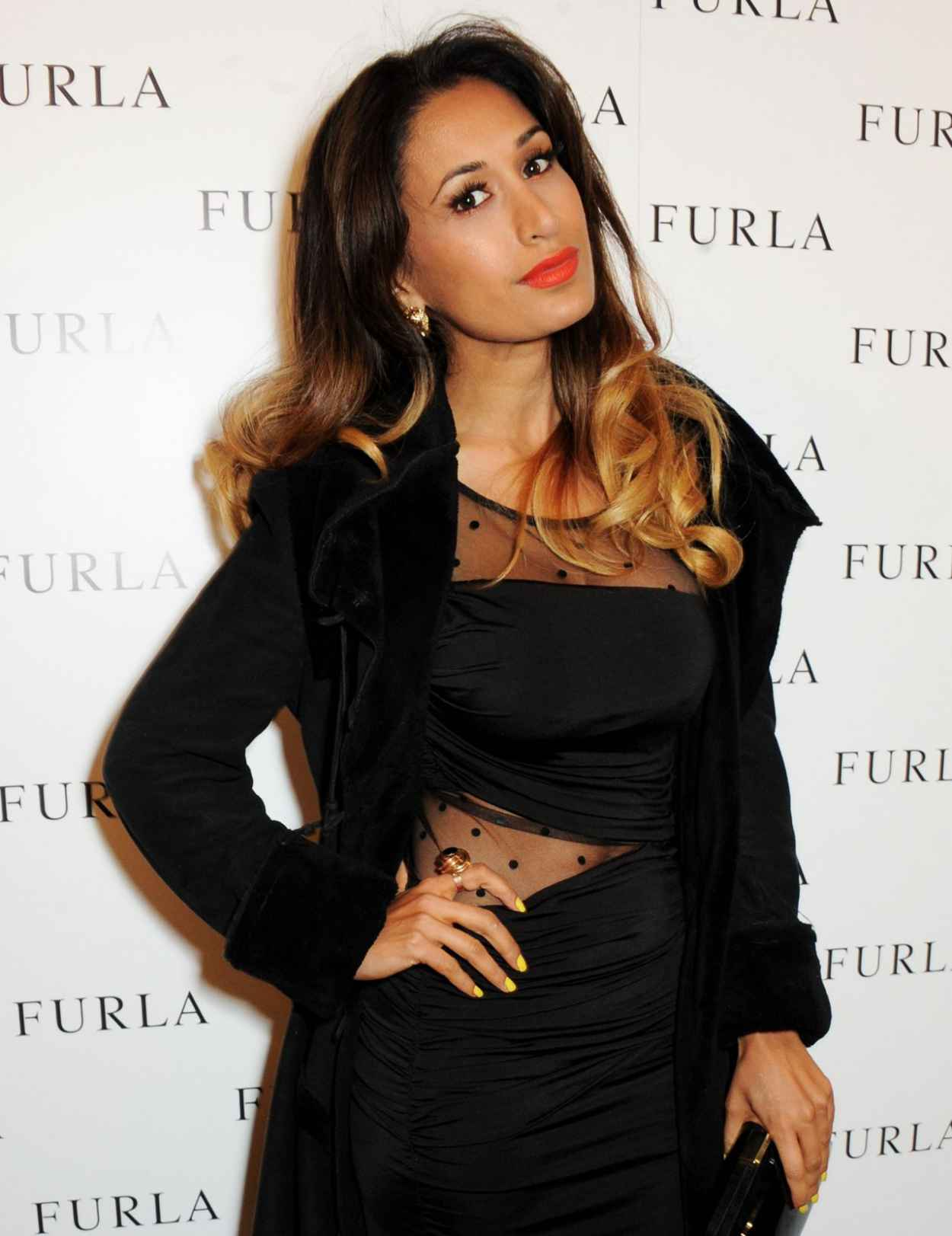 Preeya Kalidas Style- Furla Store Opening - December 2015-1