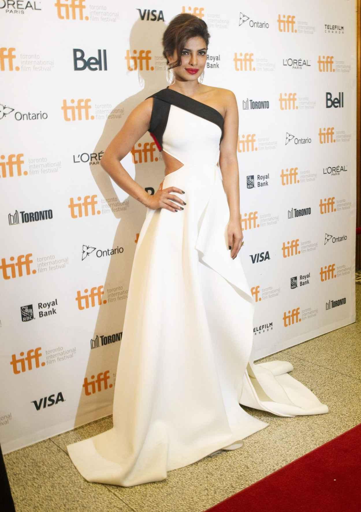 Priyanka Chopra - Mary Kom TIFF Premiere-1